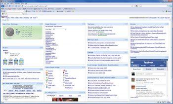 Google Homepage Setup
